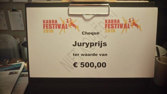Juryprijs KABRA-festival voor Life from a living room