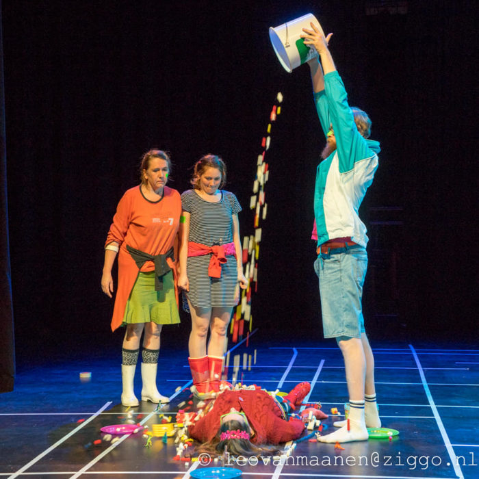 48H Theater Project  op Theaterfestival Breda