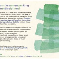 Multidisciplinaire samenwerking voor de WAK